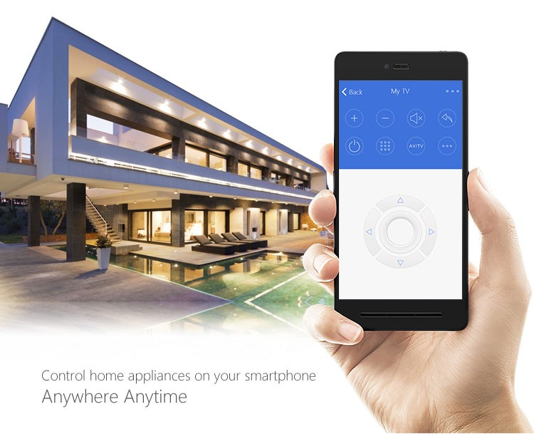 Smart Home Broadlink